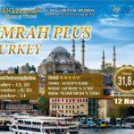 Paket Umroh Plus Turki 2019 Keindahan Negeri Islami