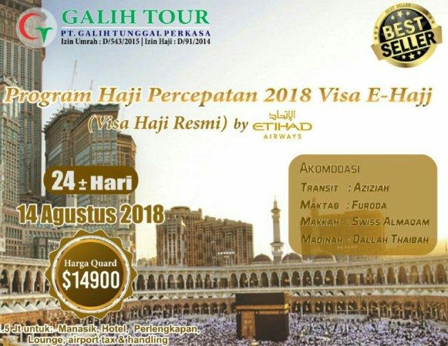 paket haji onh plus 2019