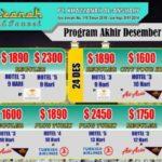 Paket Umroh Desember 2019 Daftar Biaya dan Promo Terbaru