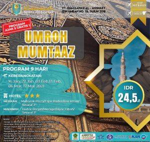 Umroh Mumtaz
